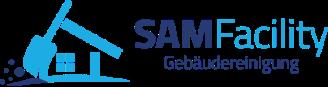 SAM Facility | Gebäudereinigung - Firmenzeichen